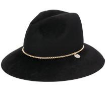 Hut mit Zierkette