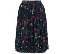 Hourglass Pleated Skirt