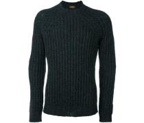 Grobgestrickter Pullover