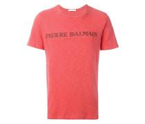 T-Shirt mit Logo-Print - men - Baumwolle - 48