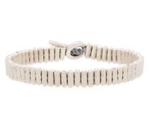 Silberarmband mit großen Perlen
