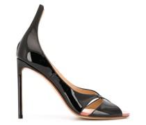 Sandalen mit Riemen, 105mm
