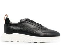 Sneakers mit mandelförmiger Kappe