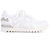 - 'Hainan' Sneakers - men - Leder/Nylon/rubber