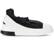 elasticated detail sneakers