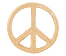 14kt 'Serenity Peace' Gelbgoldanhänger