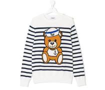 striped bear sweater