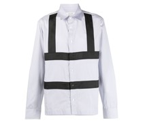Gestreiftes Harness Hemd