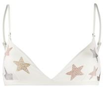Bikinioberteil mit Sternen