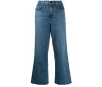 'Joan' Jeans mit hohem Bund