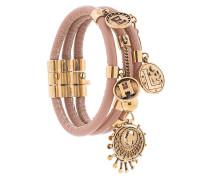 gold-tone embellished bracelet