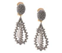 Ohrringe mit Perlenanhänger