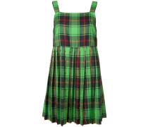 Minikleid mit Schottenkaro