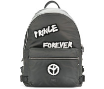 "Rucksack mit ""Prince Forever""-Patch"