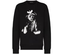 Sweatshirt mit Toy-Print