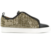 SWR crystal coated sneakers
