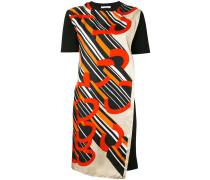 Seidenkleid mit Print - women - Seide/Baumwolle
