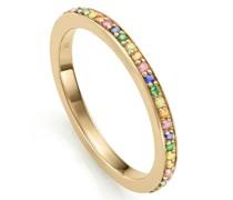 Eternity Ring mit Saphiren