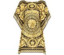 Kaftankleid mit barockem Print