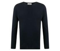Leichter Pullover mit schmalem Schnitt