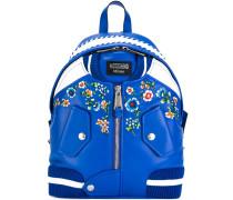 bomber jacket backpack
