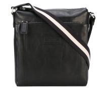 Tuston messenger bag - men - Baumwolle/Leder