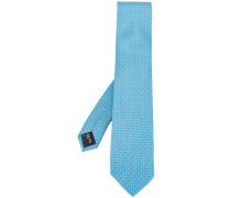 Krawatte mit Anker-Print