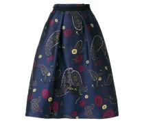paisley full skirt