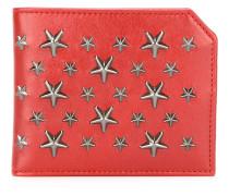 Portemonnaie mit sternförmigen Nieten - men