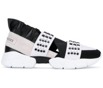Sneakers mit Applikationen - women