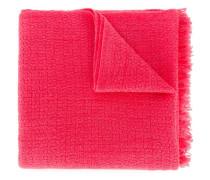 - 'Zali' Schal aus Wolle - women - Kaschmir/Wolle