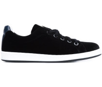 'K-Lace' Samt-Sneakers