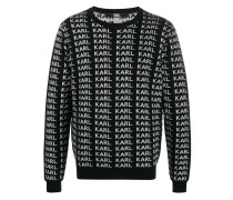 'Karl' Pullover mit Print