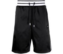 Sport-Shorts in Satinoptik