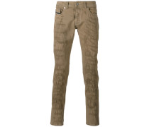 Hose in Distressed-Optik - men