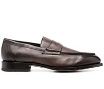 Loafer aus poliertem Leder
