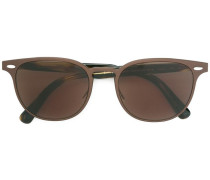 'Sheldrake' Sonnenbrille - men - Acetat/metal