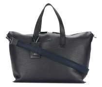 logo holdall bag
