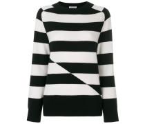 soft knit striped sweater