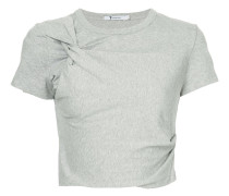 'Twist' Cropped-T-Shirt