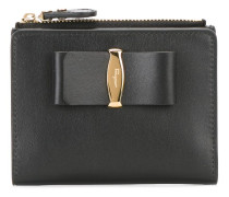 small bow detail wallet