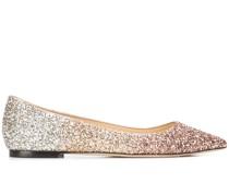 'Romy' Glitter-Ballerinas