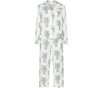 'Howie' Pyjama mit Print