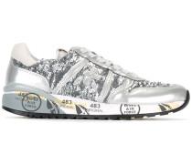 - 'Diane' Sneakers mit Paillettenstickerei