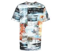 - T-Shirt mit Print - men - Baumwolle - XS