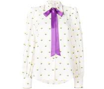 Hemd mit Schleife