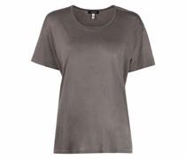 T-Shirt mit Kaschmiranteil