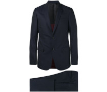 Zweiteiliger Anzug - men - Bemberg Cupro®/Wolle