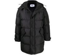 oversize puffer coat