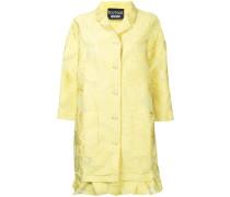 - Mantel mit Rüschensaum - women